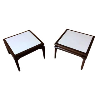 Montiverdi Young Marble Top Side Tables - Pair
