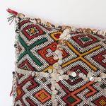 Image of Handcrafted Moroccan Kilim Pillow I