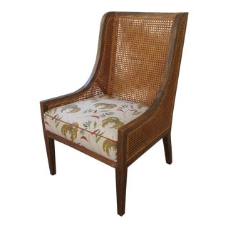 Ironies Custom Caned Chair