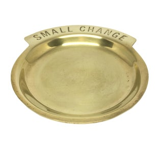 Vintage Small Change Trinket Tray