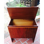 Image of Meredew English Mid-Century Modern Storage Chest