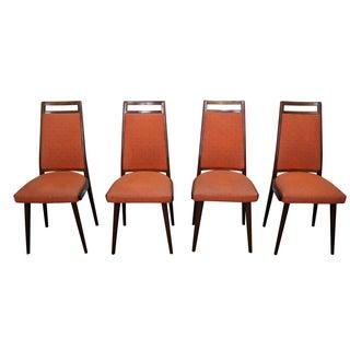 Mid Century Modern European Dining Chairs - 4