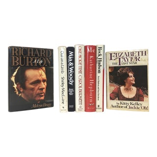 Hollywood Biographies - Set of 7