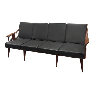 Conant Ball by Leslie Diamond Mid-Century Modern Sofa