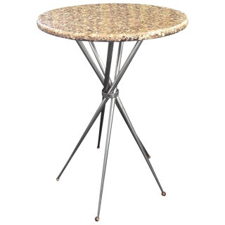 Beautiful, Five-Leg Base Gueridon Table