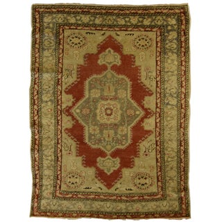 Antique Anatolian Kaiserie Rug