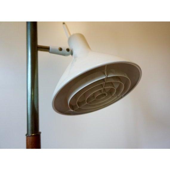 Tomas Moser for Lightolier Mid-Century Floor Lamp - Image 5 of 6