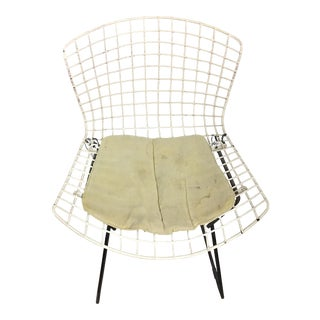 Harry Bertoia Knoll Wire Chair
