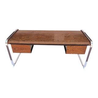 Zebrawood Desk by Peter Protzmann for Herman Miller $2500 Obo
