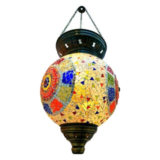 Multicolour Pendant Lighting