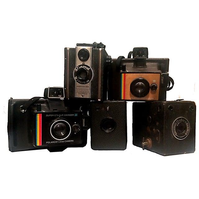 Vintage Cameras - Set of 5 - Image 1 of 7