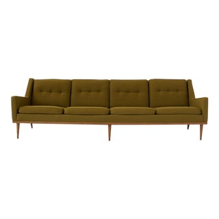 'Articulate Sofa' by Milo Baughman for James, Inc