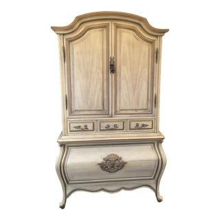 Vintage French Style Armoire