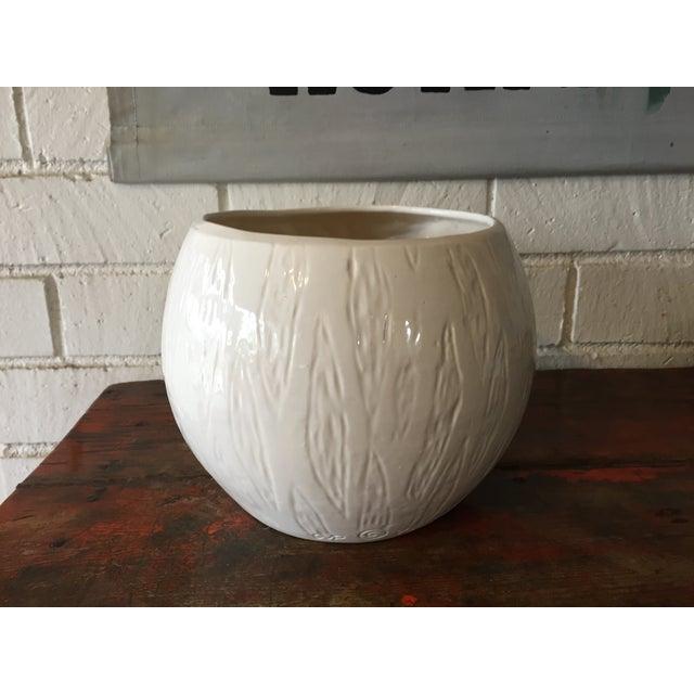 White Owl California Pottery Planter - Image 5 of 9