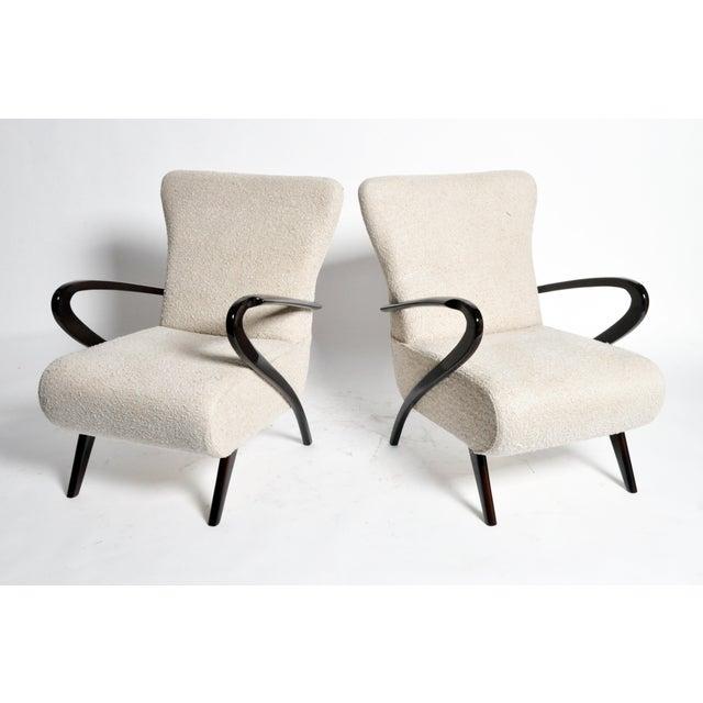Pair of Italian Armchairs - Image 3 of 11