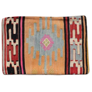 Vintage Kilim Pillow Cover