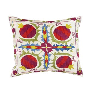 Floral Suzani Pillow