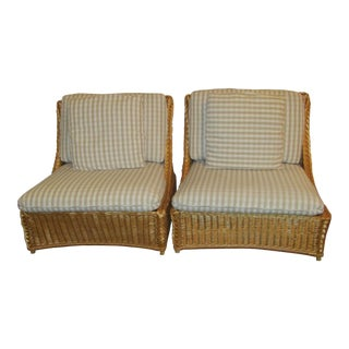McGuire Side Chairs - A Pair