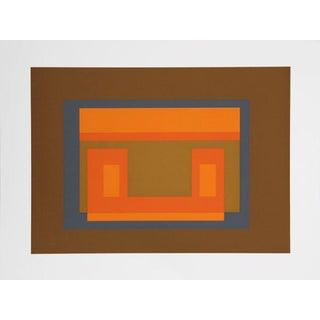 "Josef Albers ""Portfolio 1, Folder 11, Image 1"" Print"