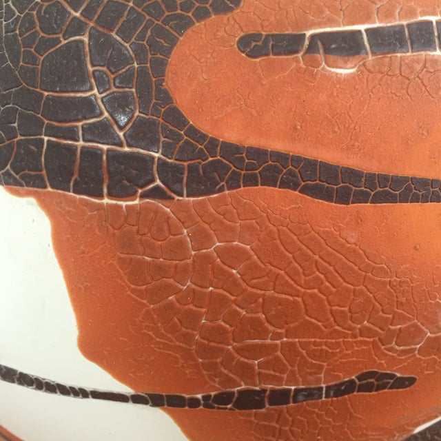 Royal Haeger Drip Glaze Table Lamp - Image 9 of 10