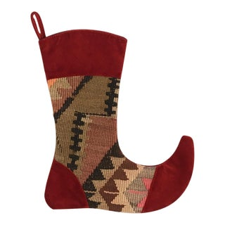 Kilim Christmas Stocking | Judah