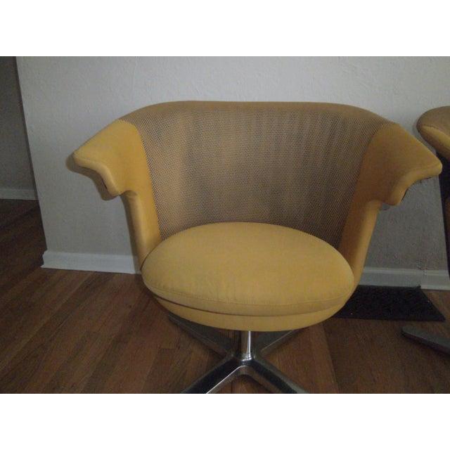 Steelcase Ergononic i2i Chairs - Set of 4 - Image 7 of 11