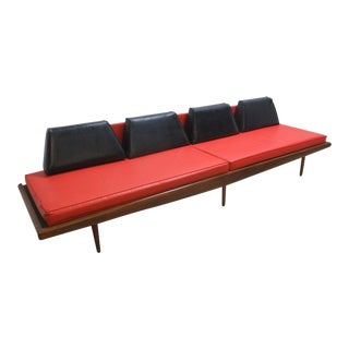 Adrian Pearsall Craft Associates Low Slung Sofa