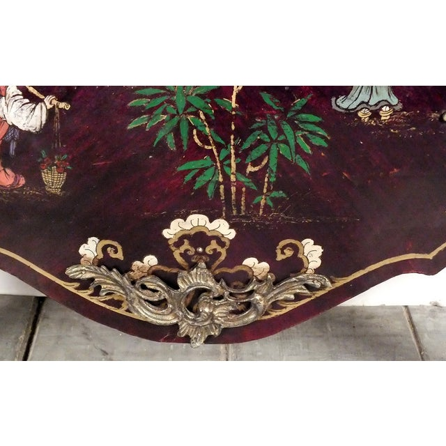 Image of Early 1900s French Chinoiserie Commode