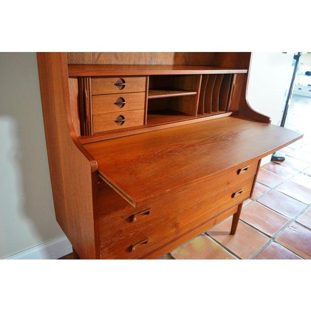Image of Borge Mogensen Danish Secretary Desk or Sideboard
