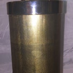 Image of Turner Silver Modern Lamp