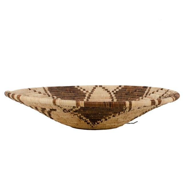 Vintage Coiled Star Basket - Image 3 of 4