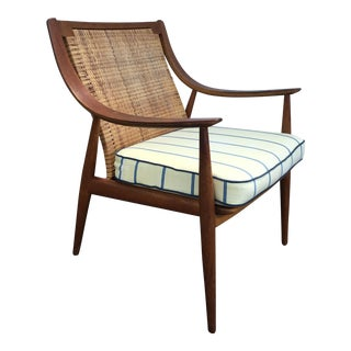 Peter Hvidt & Orla Molgaard-Nielsen Mid-Century Modern Lounge Chair