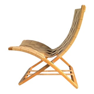 1970s Ingmar Relling for Westnofa Folding Chair