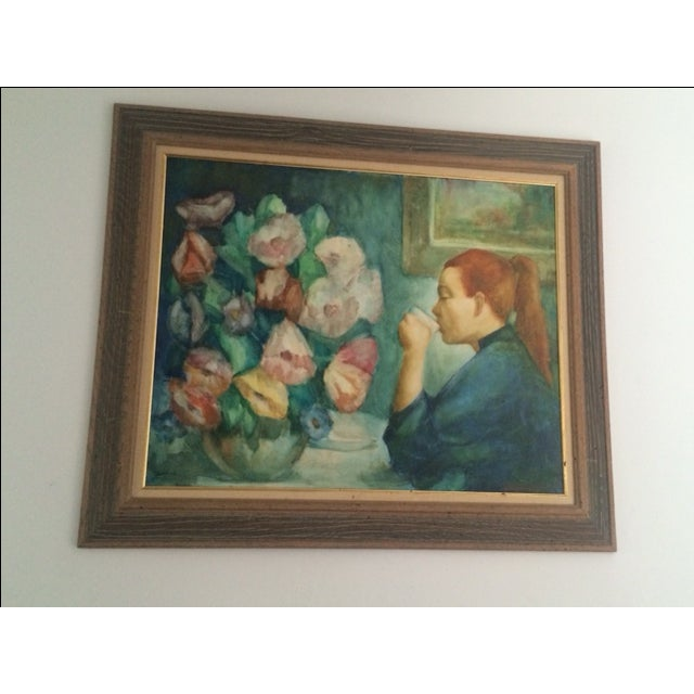 Image of Oil Painting by W. Courtland Butterfield