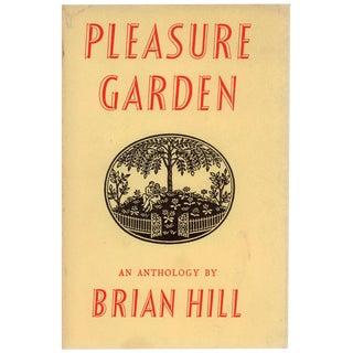 'Pleasure Garden' Book by Brian Hill