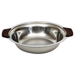 Danish Lundtofte Stainless Bowl