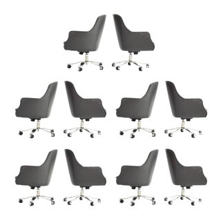 Nicos Zoprophos High Back Executive Chairs