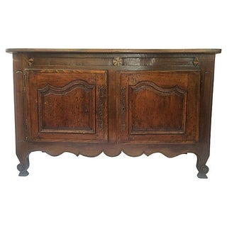 19th Century French Inlaid Buffet