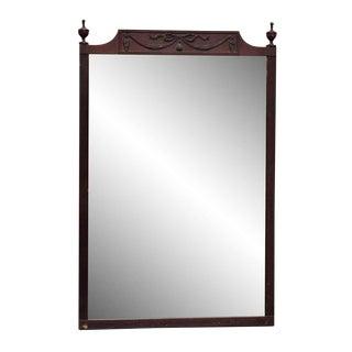 Federal Dresser Wall Mirror