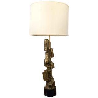 Maurizio Tempestini Brustalist Lamp