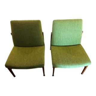Bodafors Mid-Century Modern Chairs - A Pair