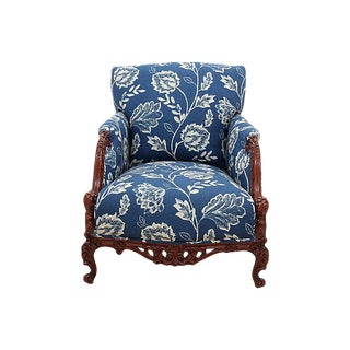 Rococo Marquise Bergere Chair