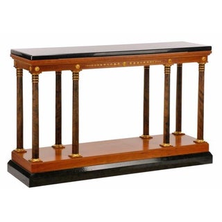 Continental Neoclassical-Style Console