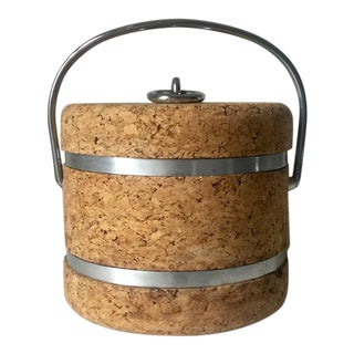 Cork Ice Bucket
