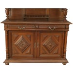 Image of Antique French Renaissance Carved Buffet Server