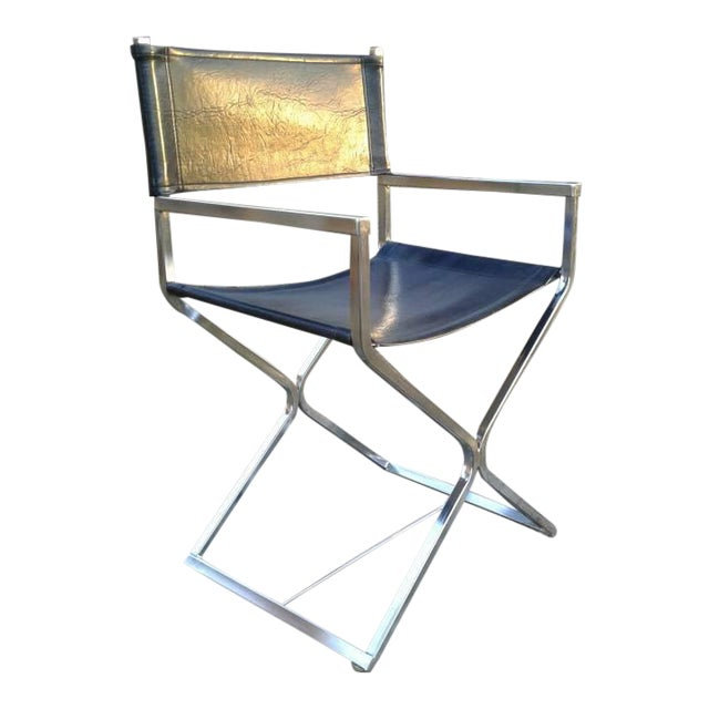 Robert Jakobsen for Virtue Brothers Mid-Century Director Chair - Image 1 of 5