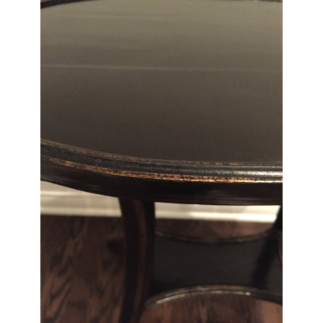 Rose Tarlow Roland Oval Side Table - Image 4 of 7