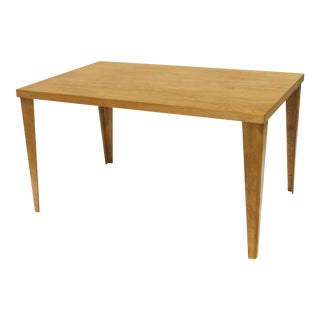 """Rare """"DTW"""" Dining Table by Charles Eames"""