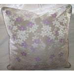 Image of Nicotiana Accent Pillows - A Pair