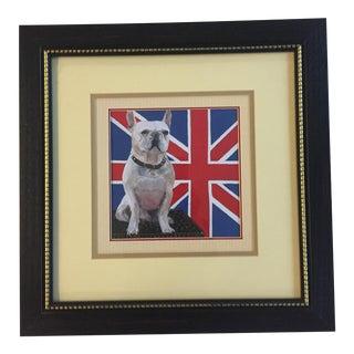 French Bull Dog Print Louis Vuitton Union Jack